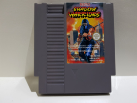 Shadow Warriors - Nintendo NES 8bit - Pal B (C.2.3)
