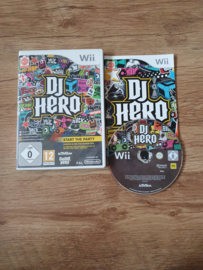 DJ Hero - Nintendo Wii  (G.2.1)