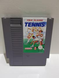 Four Players' Tennis - Nintendo NES 8bit - Pal B (C.2.2)