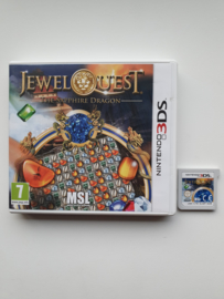 Jewel Quest - The Sapphire Dragon 3ds