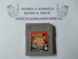 Double Dragon - Nintendo Gameboy GB / Color / GBC / Advance / GBA (B.5.1)