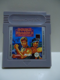 Double Dragon 3 Nintendo Gameboy GB / Color / GBC / Advance / GBA (B.5.1)