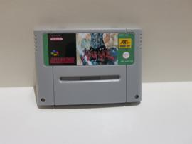 Hagane EUR Versie Engels Taal Repro - Super Nintendo / SNES / Super Nes spel (D.2.12)