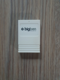 BigBen Memory Card Nintendo Gamecube GC NGC (H3.1)