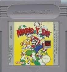Mario & Yoshi Nintendo Gameboy GB / Color / GBC / Advance / GBA (B.5.1)