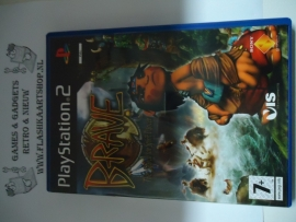 Brave - The search for the Spirit Dancer - Sony Playstation 2 - PS2