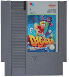 Digger T Rock Nintendo NES 8bit Nintendo NES 8bit (C.2.7)