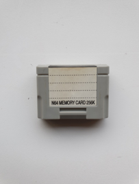 Nintendo 64 N64 - N64 Memory Card 1MB model JT 391 (E.3.1)