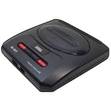 Sega Dreamcast - Game Gear - Saturn - Mega Drive Console's