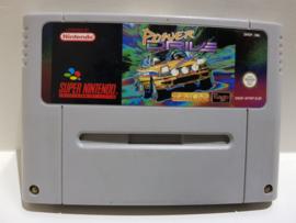 Power Drive - Super Nintendo / SNES / Super Nes spel 16Bit (D.2.9)