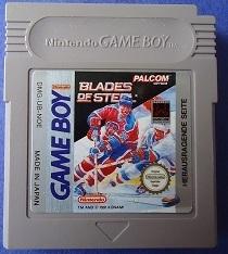 Blades of Steel Nintendo Gameboy GB / Color / GBC / Advance / GBA (B.5.1)