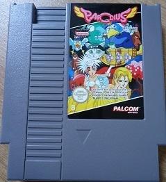 Parodius Nintendo NES 8bit (C.2.6)