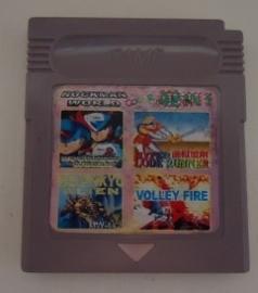 Multicassete Rockman World Color 42 in 1 - Nintendo Gameboy Color - gbc MW-442 (B.6.1)