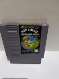 Joe & Mac Caveman Ninja - Nintendo NES 8bit - Pal B (C.2.8)