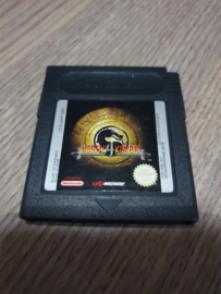 Mortal Kombat 4  - Nintendo Gameboy Color - gbc (B.6.1)