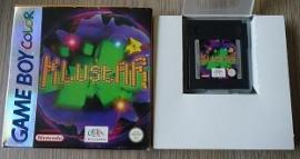 Klustar - Nintendo gameboy Color GBC