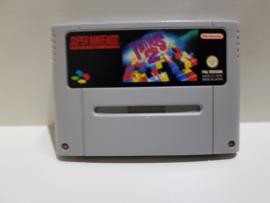 Tetris 2 - Super Nintendo / SNES / Super Nes spel 16Bit (D.2.8)