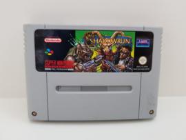 Shadowrun - Super Nintendo / SNES / Super Nes spel 16Bit (D.2.12)