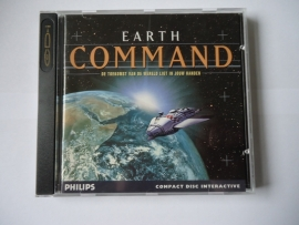 Earth Command Philips CD-i (N.2.1)