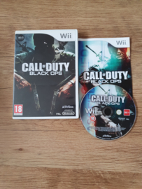Call of Duty Black Ops - Nintendo Wii  (G.2.1)