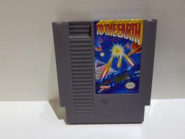 To The Earth - Nintendo NES 8bit - Pal B (C.2.3)