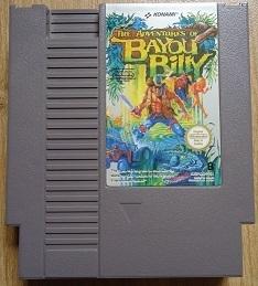 The Adventures of Bayou Billy Nintendo NES 8bit (C.2.4)