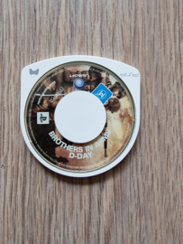 Brothers in Arms D-Day Sony Playstation -  PSP - Sony Playstation Portable  (K.2.2)
