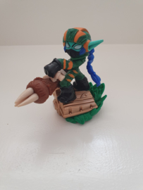 Super Shot Stealth Elf Skylanders Superchargers (S.1.1)