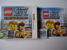 Lego City Undercover The Chase Begins -Nintendo 3DS 2DS 3DS XL