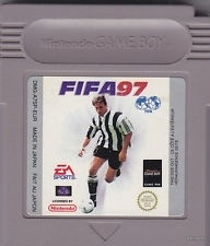 FIFA 97 - Nintendo Gameboy GB / Color / GBC / Advance / GBA (B.5.1)