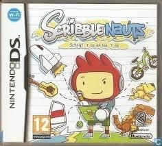Scribblenauts - Schrijf 't op en Los 't op - DS - Nintendo ds / ds lite / dsi / dsi xl / 3ds / 3ds xl / 2ds