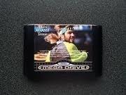Andre Adassi Tennis  Sega Mega Drive  (M.2.2)