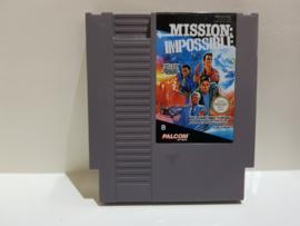 Mission: Impossible - Nintendo NES 8bit - Pal B (C.2.6)