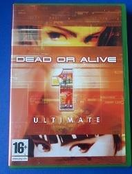 Dead or Alive 1 Ultimate - Microsoft Xbox