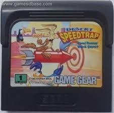 Desert Speedtrap - Sega Game Gear (M.2.5)