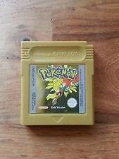 Pokemon Gold Version - Nintendo Gameboy GB / Color / GBC / Advance / GBA (B.5.1)