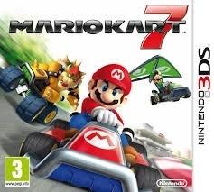 MarioKart 7 - Nintendo 3DS 2DS 3DS XL