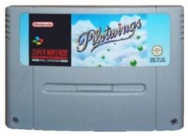 Pilotwings - Super Nintendo / SNES / Super Nes spel (D.2.9)