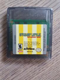 Stuart Little The Journey Home - Nintendo Gameboy Color - gbc (B.6.1)