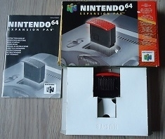 Nintendo 64 Expansion Pack Nintendo 64