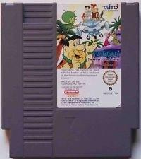 The Flintstones: The Rescue of Dino & Hoppy ( PAL B ) Nintendo NES 8bit (C.2.4)