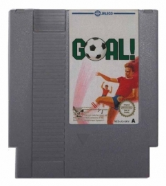 Goal! Nintendo NES 8bit (C.2.7)