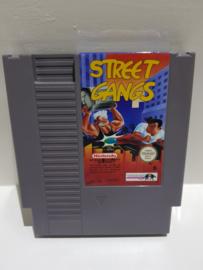 Street Gangs - Nintendo NES 8bit - Pal B (C.2.7)