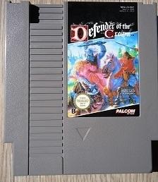 Defender of the Crown Nintendo NES 8bit (C.2.2)