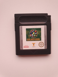 Golden Goal Nintendo Gameboy Color - gbc (B.6.1)