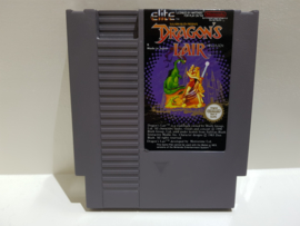 Dragon's Lair - Nintendo NES 8bit - Pal B (C.2.6)