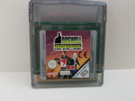 Roswell Conspiracies Aliens, Myths & Legends - Nintendo Gameboy Color - gbc (B.6.1)
