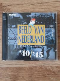 Beeld van Nederland '40 / '45 Philips CD-i (N.2.5)