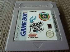 Montana's Movie Madness / Tiny Toon adventure 2 - Nintendo Gameboy GB / Color / GBC / Advance / GBA