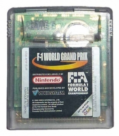 F-1 World Grand Prix - Nintendo Gameboy Color - gbc (B.6.1)